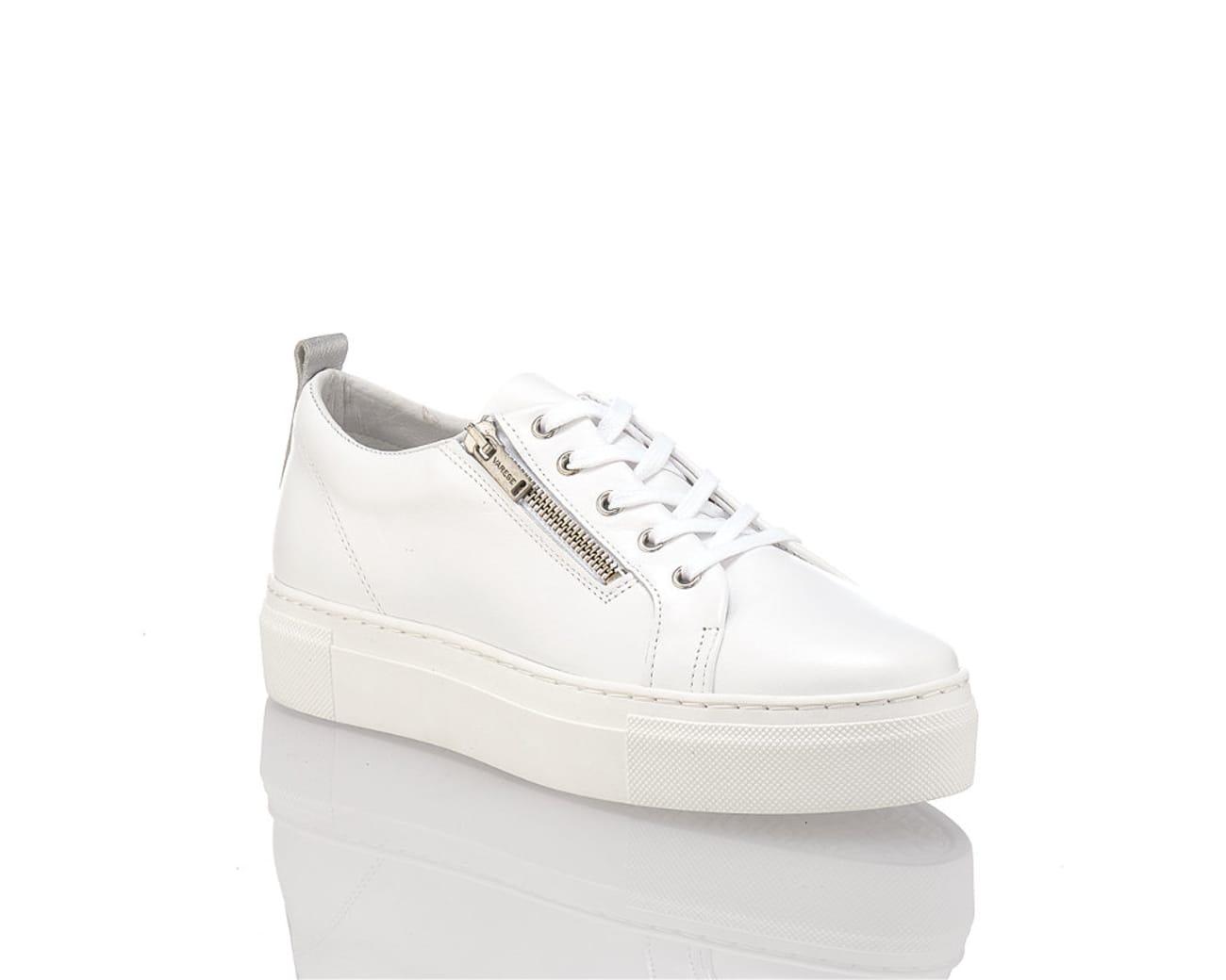 de467dce2b0063 Varese Serena Damen Sneaker Weiss