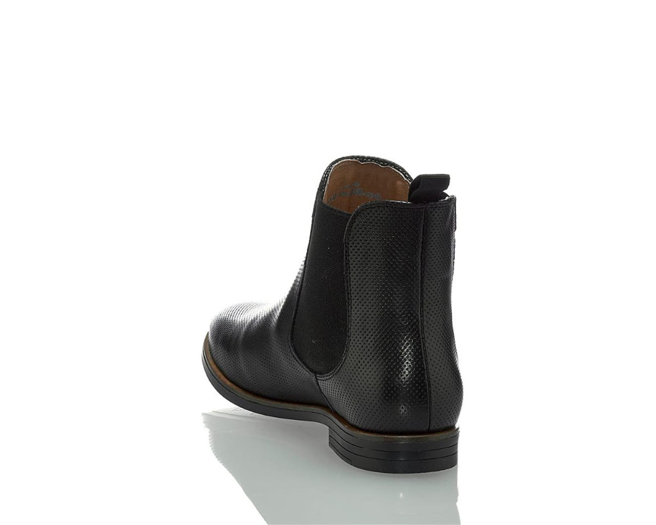 ad22eff84ab844 Varese Eva Damen Chelsea Boot Grau