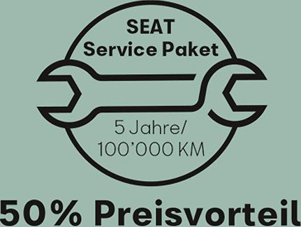 SEAT Service Paket