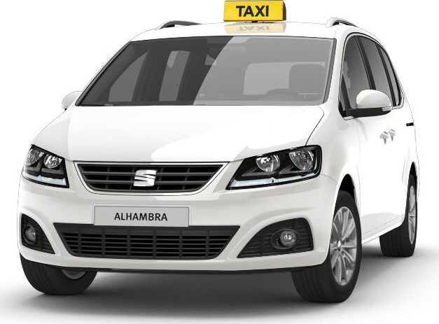Taxi und Mietwagen