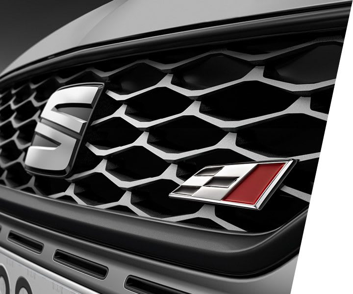 SEAT Leon CUPRA Logo