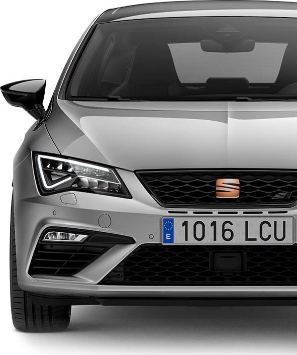 New SEAT Leon CUPRA Frontansicht