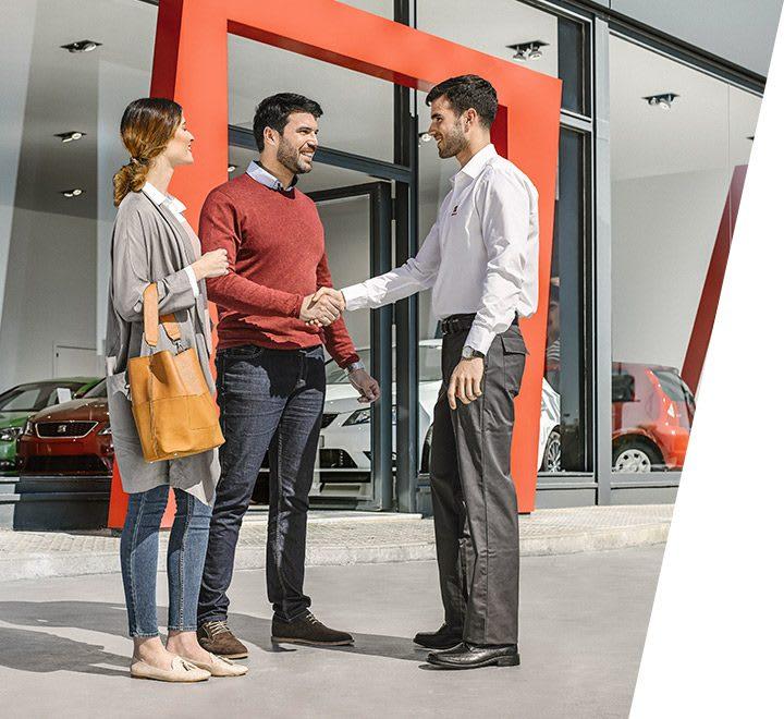 New SEAT Leon ST Services