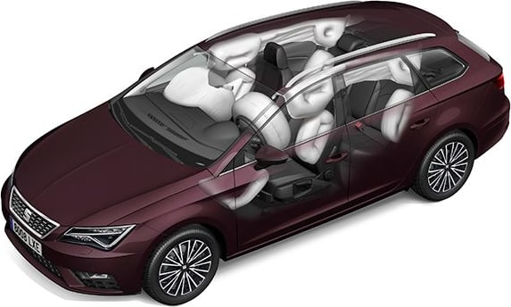 SEAT Leon ST Safety