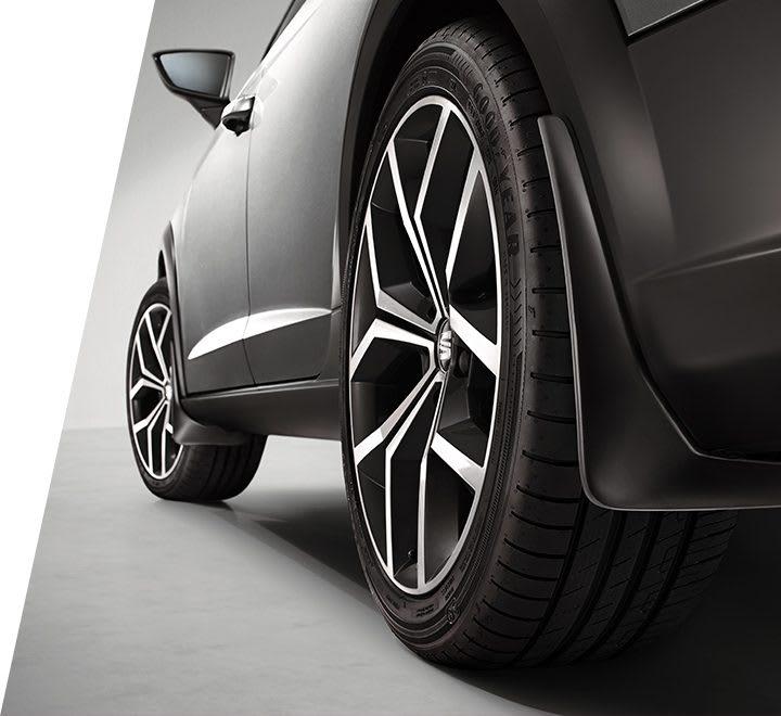 New SEAT Leon X-PERIENCE accesories