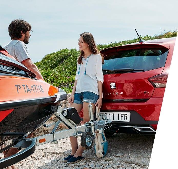 New SEAT Ibiza Aerodynamic kit