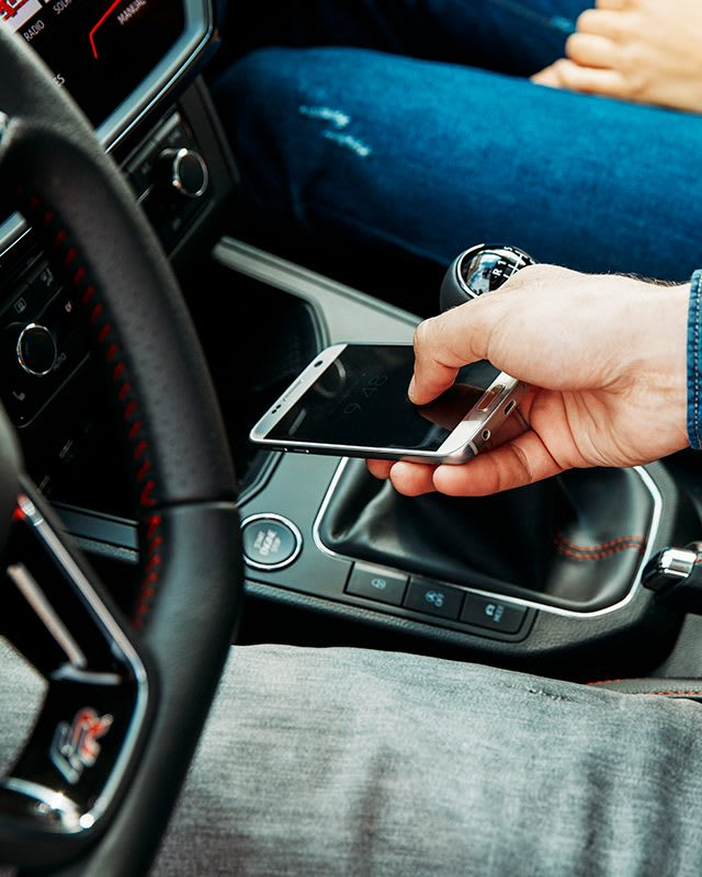 New SEAT Ibiza detailed connectivity box
