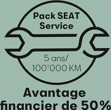 Pack SEAT Service