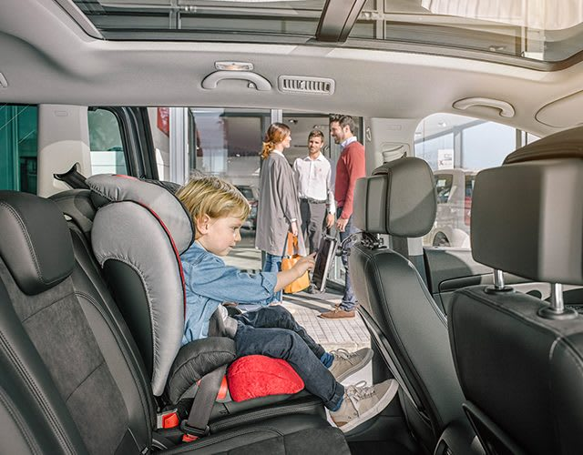 SEAT aftersales services express service