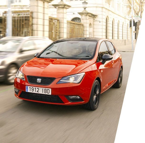 New SEAT Ibiza 5D exterior design