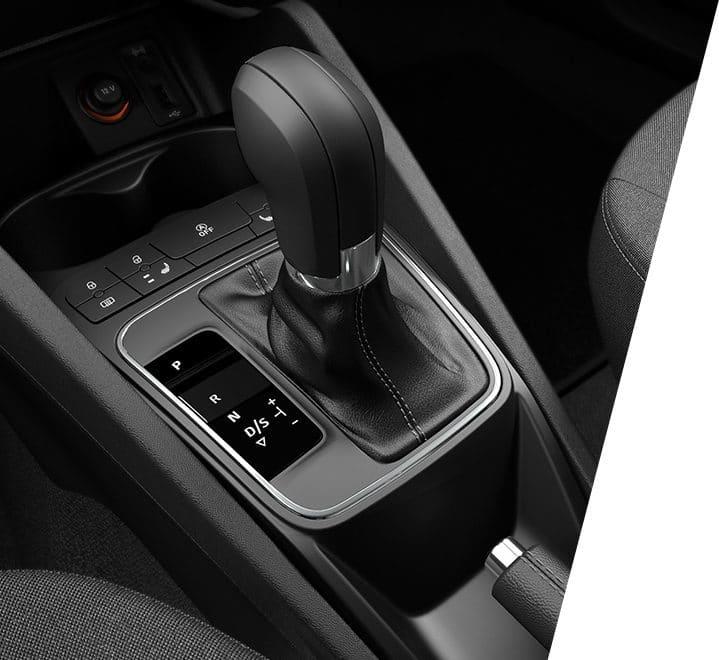 New SEAT Ibiza 5D knob view