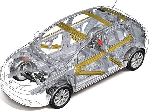 New SEAT Ibiza 5D safety car