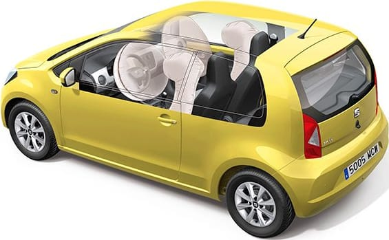 SEAT Mii safety