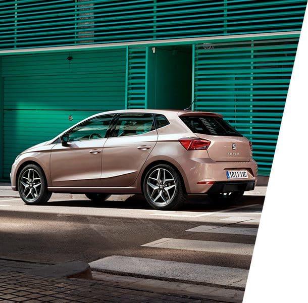 La nouvelle SEAT Ibiza