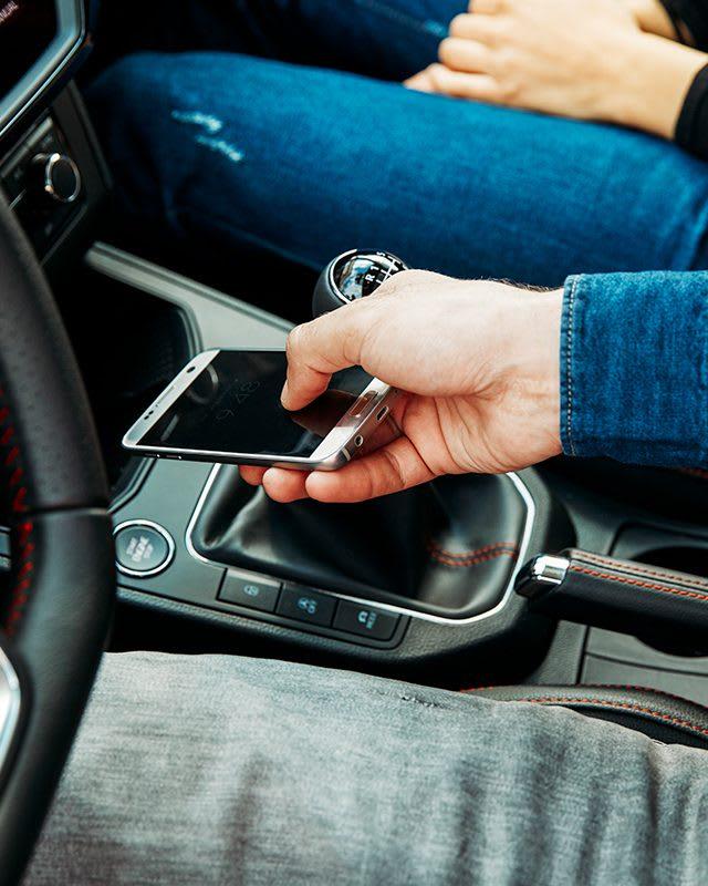 New SEAT Ibiza Bac de chargement sans fil