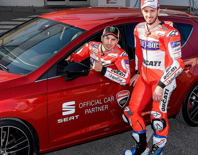 Pilots with New SEAT Leon CUPRA