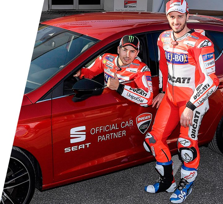 Pilots with New SEAT Leon CUPRA