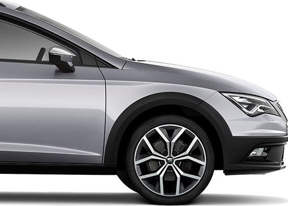 New SEAT Leon X-PERIENCE efficience