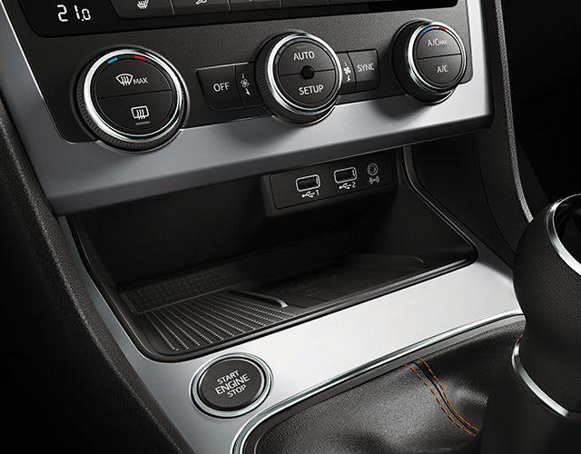 New SEAT Leon X-PERIENCE interieur