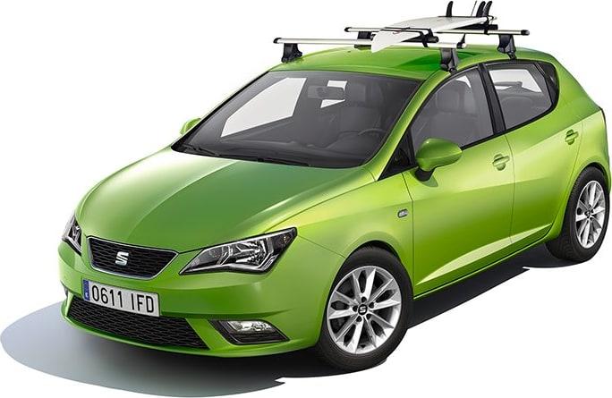 New SEAT Ibiza 5D roofbar