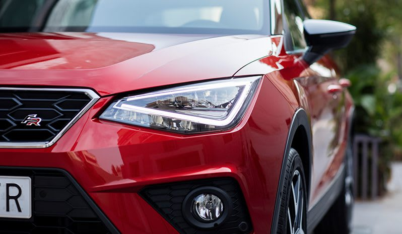 New SEAT Arona LED Headlamps