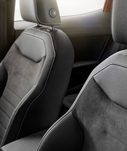New SEAT Arona Comfort and height