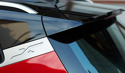 New SEAT ARONA X DETAIL