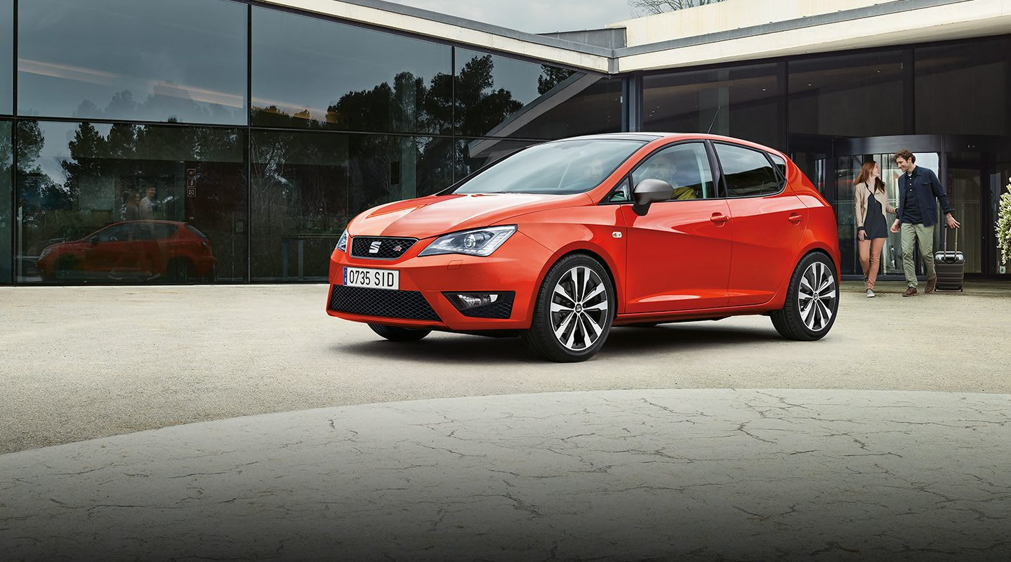 New SEAT Ibiza 5D overview