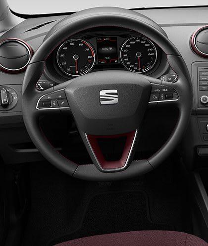 New SEAT Ibiza 5D pilot view