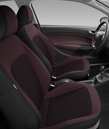New SEAT Ibiza 5D interior view