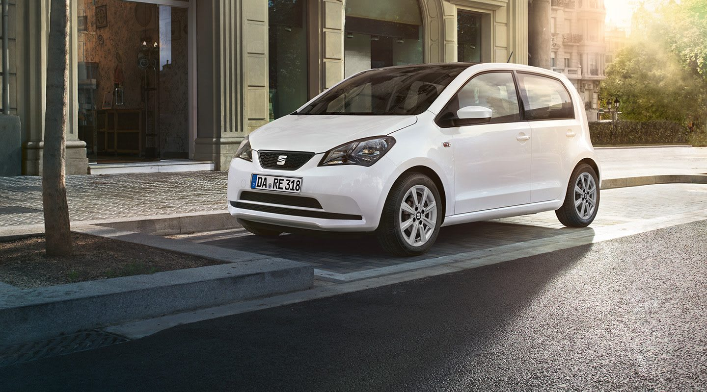 SEAT Mii float