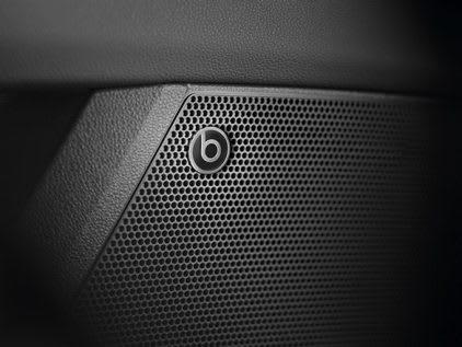New SEAT Leon CUPRA R Beats Audio technology detail
