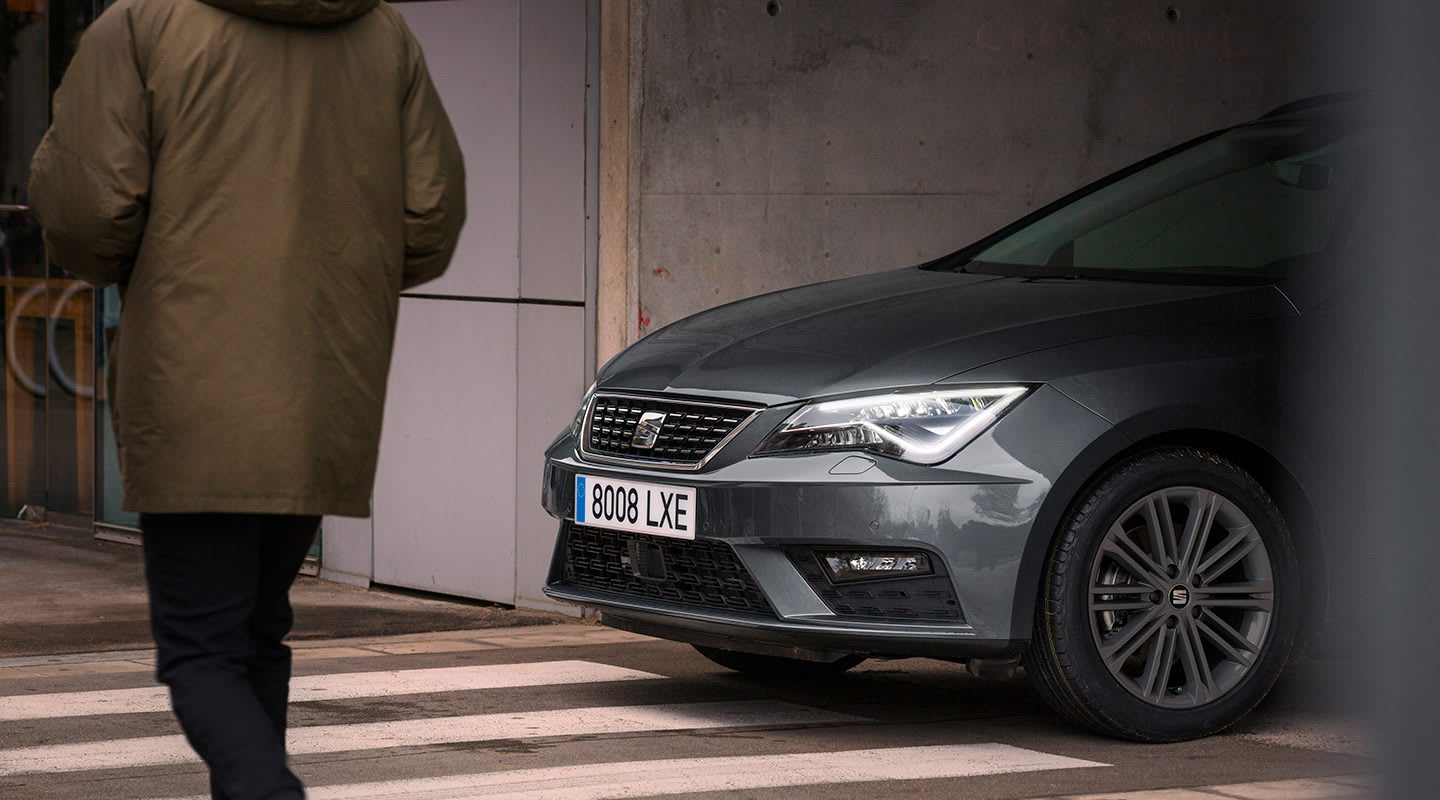 SEAT Leon ST dynamic car