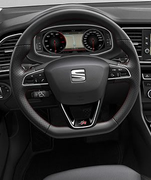 SEAT Leon 5 Türen Amaturenträger