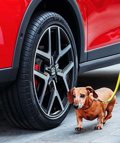 New SEAT Arona 18 inch wheels