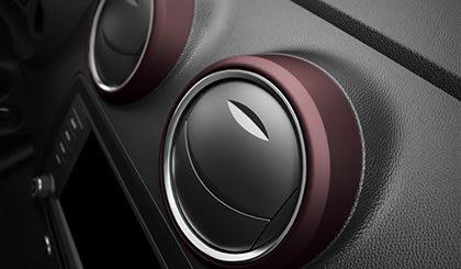 New SEAT Ibiza 5D interior customsable view