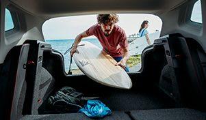 New SEAT Ibiza Interior Boot