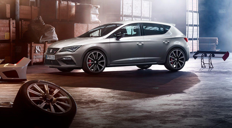 New SEAT Leon CUPRA Sports Car