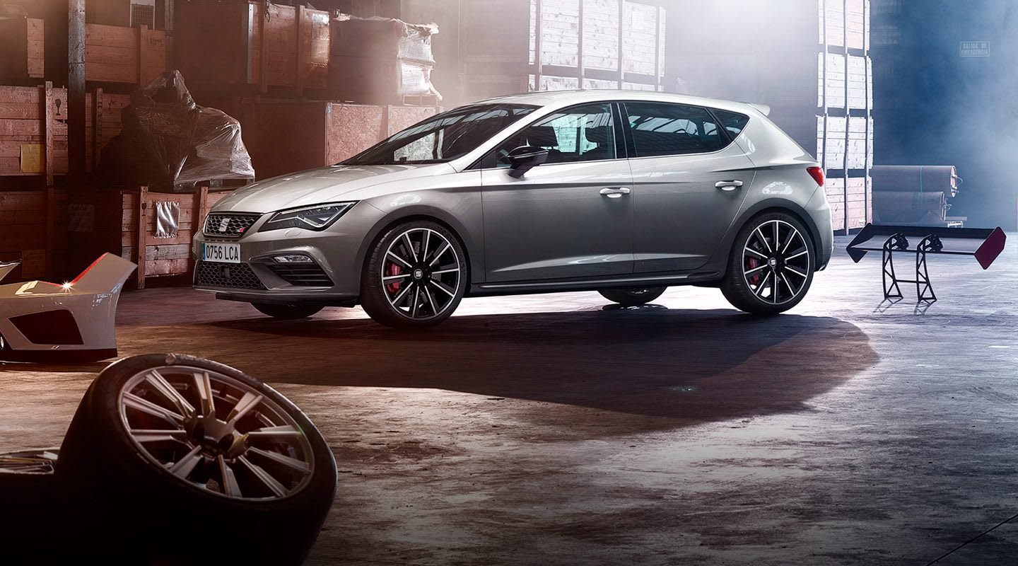 New SEAT Leon CUPRA Sports Car