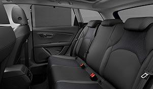 SEAT Leon ST roominess