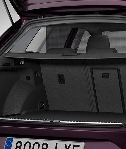 SEAT Leon ST boot capacity