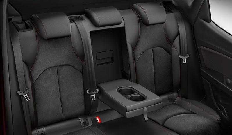 New SEAT Leon 5 Doors Armrest Alcantara