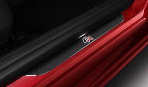 New SEAT Leon 5 Doors Aluminium Doorstep