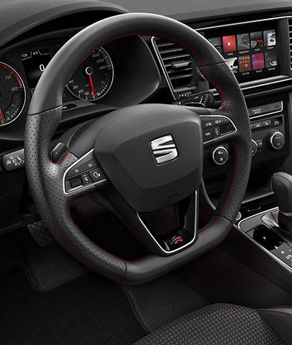 New SEAT Leon 5 Doors Dashboard