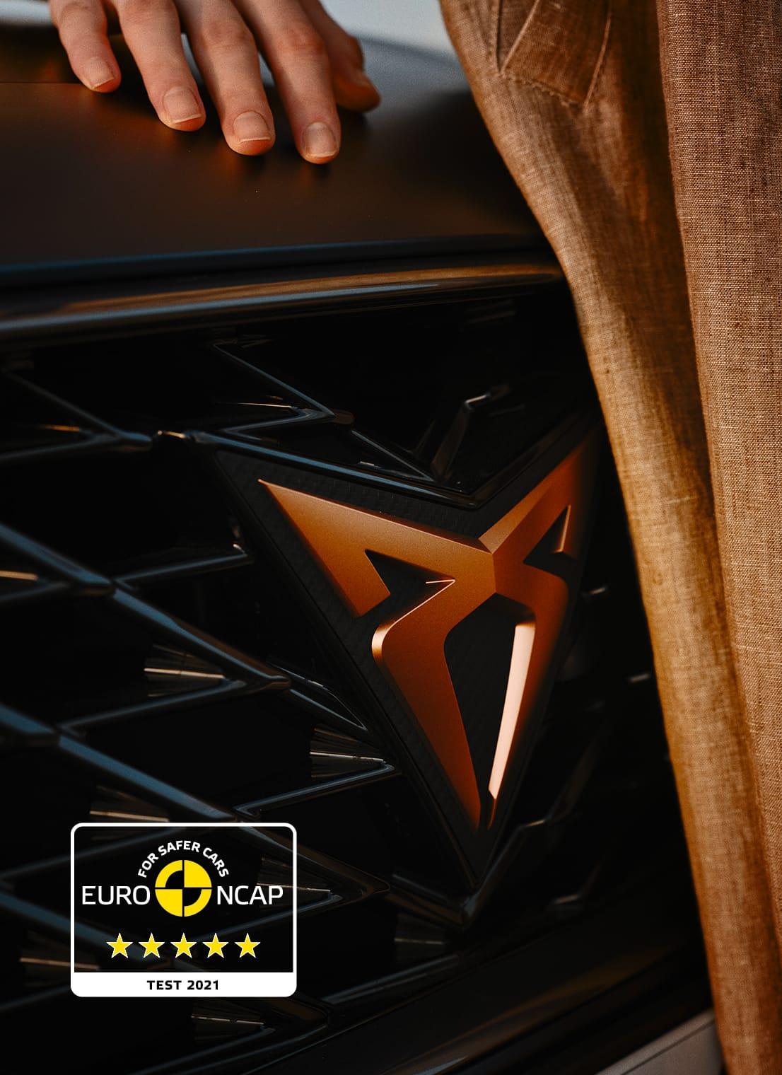 Cupra formentor 5 star rating euro ncap