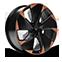 "New CUPRA Born available with 19"" copper typhoon aero wheel"