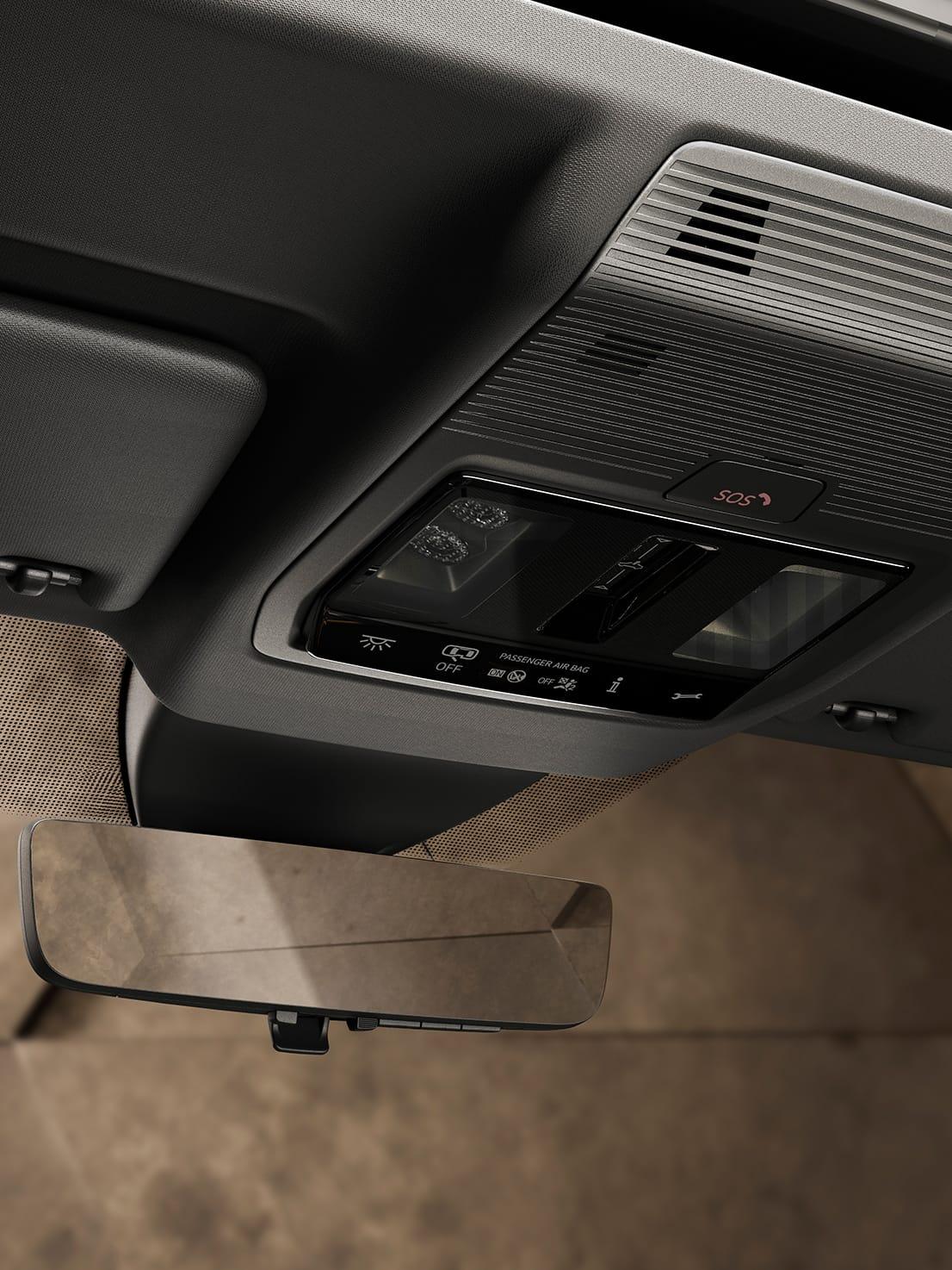 Neuer CUPRA Leon eHybrid Fünftürer Kompaktsportwagen mit Notruffunktion