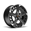 """new CUPRA Leon ehybrid five door compact sports car available with 19"""" Aero wheels in Sport Black and Silver"""