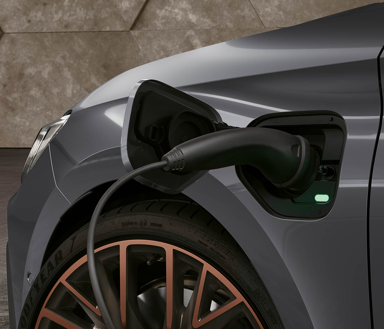 CUPRA Electric performance range charger