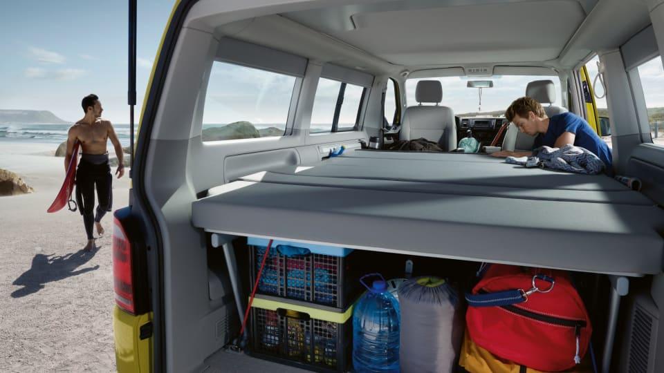 der california beach volkswagen nutzfahrzeuge. Black Bedroom Furniture Sets. Home Design Ideas